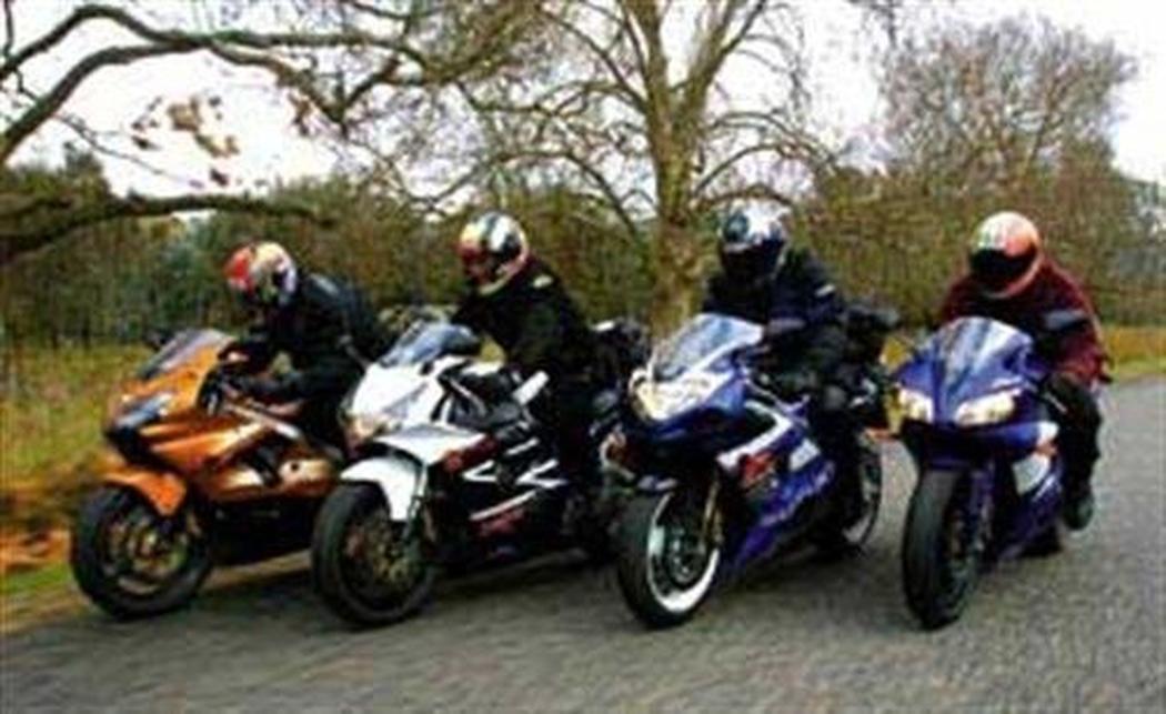 Bikesales Suzuki Gsxr