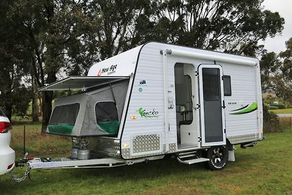 Brilliant 2016 New Age Gecko 14ft Ensuite 3939Enduro3939 Caravans In Victor