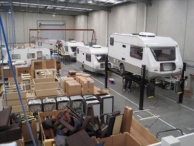 Elegant New ZONE RV 206 OFFROAD Caravans For Sale