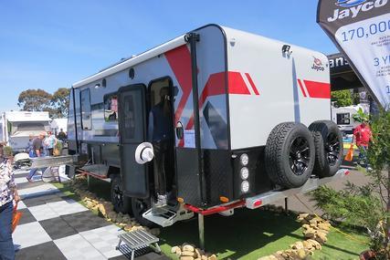 Model Keep An Eye Out For Coromal Caravans  Caravan Industry News
