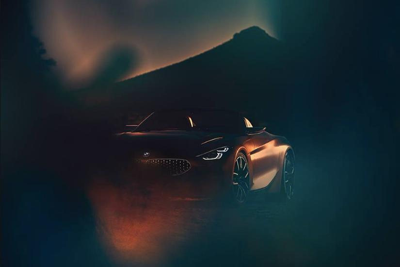 Bmw Previews Next Z4 Ahead Of August 17 Unveil Www