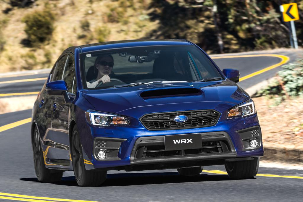 Subaru Updates Wrx And Sti For 2018 Www Carsales Com Au